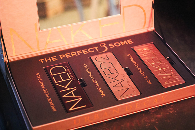 Announcing Urban Decay NAKED 3 | TRUE Via British Beauty