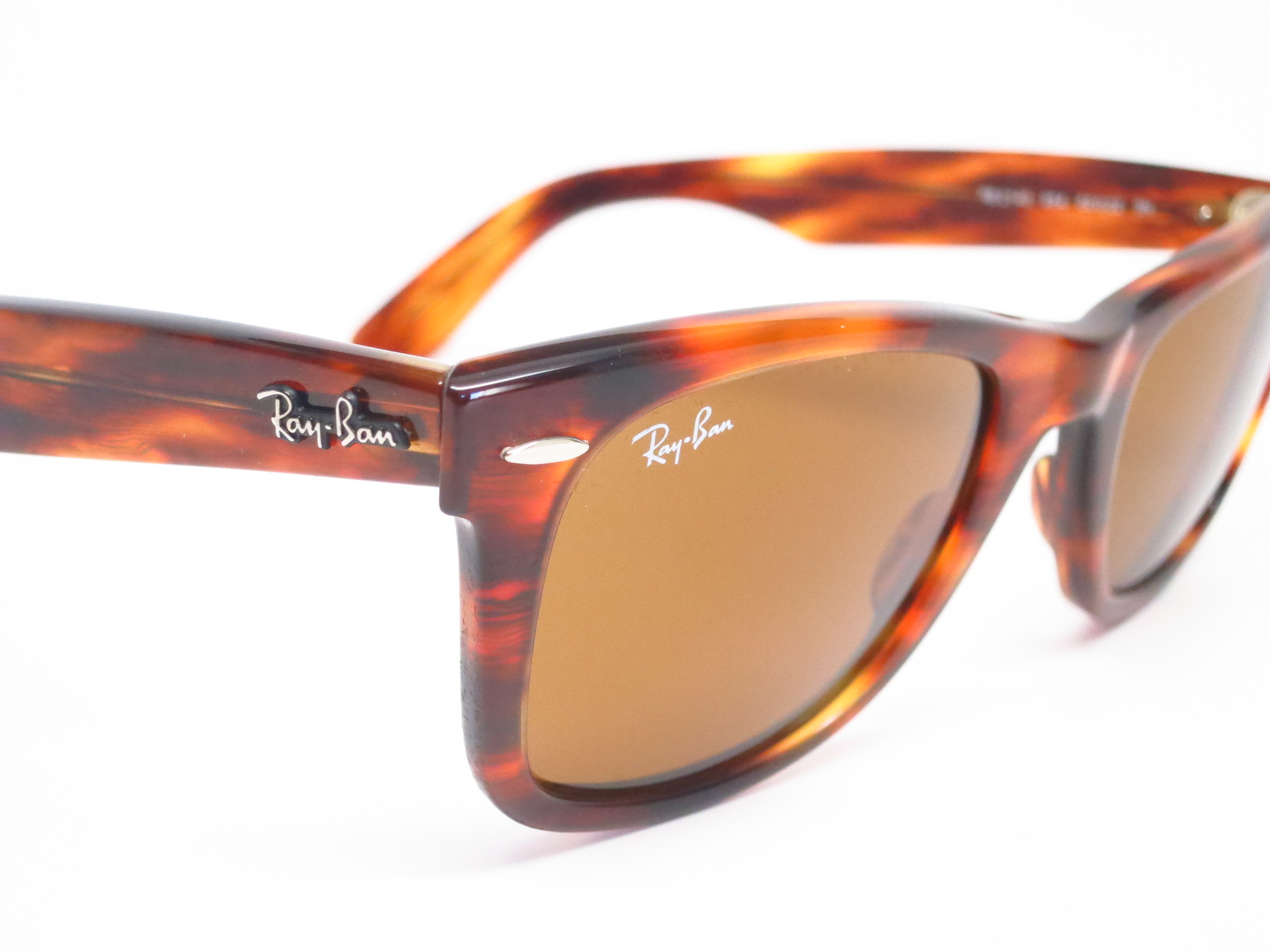 8a8cd5b55cf61 ... germany ray ban rb 2140 original wayfarer 954 light tortoise sunglasses  98306 f49fa
