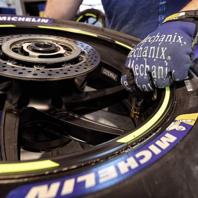 Ban Michelin MotoGP
