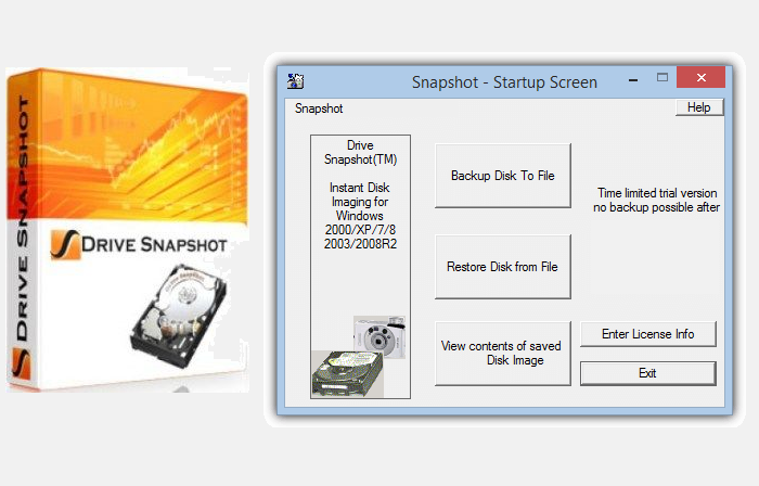 Software And Application Free: Drive SnapShot 1.48.0.18848 With Crack Keygen  Free Download
