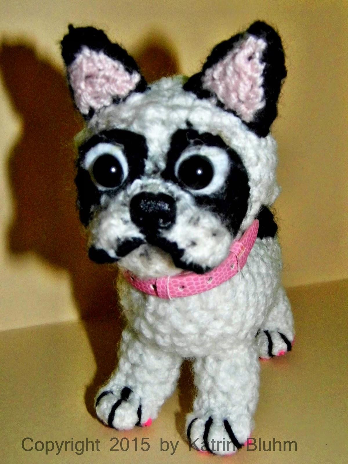 Bluemchens Bunte Amigurumiwelt Dog