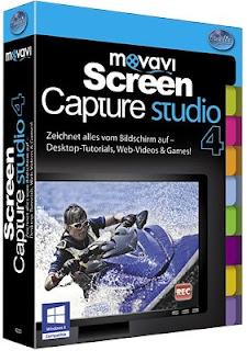 Movavi Screen Capture Studio 7.1.0 keygen Full ၊ 76.3 MB