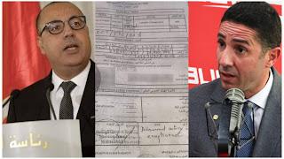 وثيقة #حصرية تثبت مرور التلاقيح الإماراتية عبر الديوانة التونسية بالموافقة من قيس سعيد و رئيس الحكومة هشام