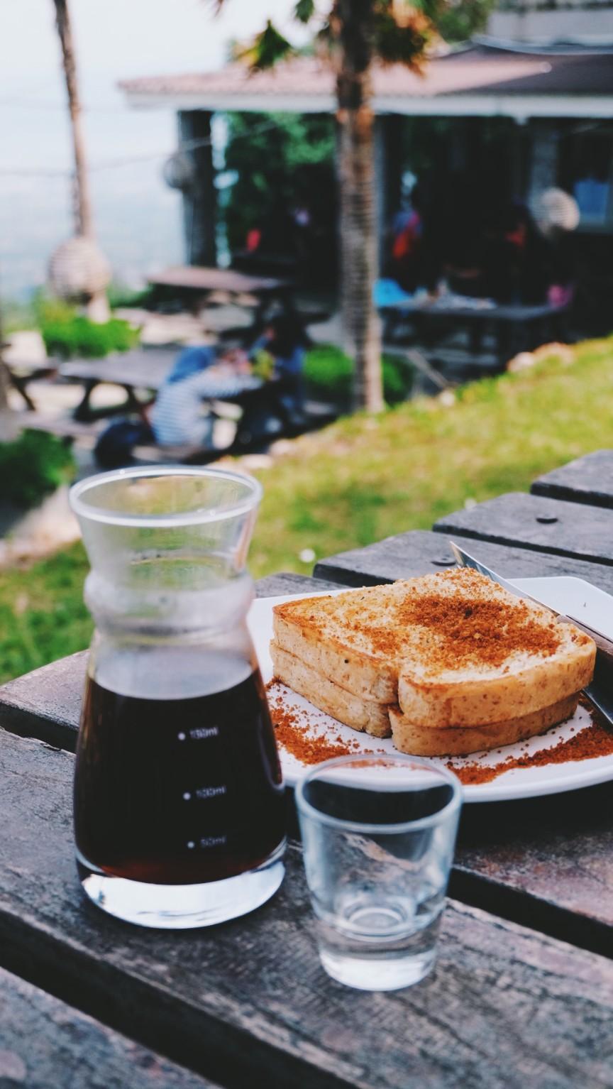 harga makanan di pondok kopi sidomukti