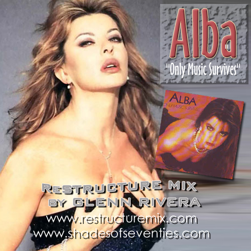 """autumn shoes most popular 100% top quality ReStructure/Disco Video Mix by Glenn Rivera: REISSUE: """"Only ..."""