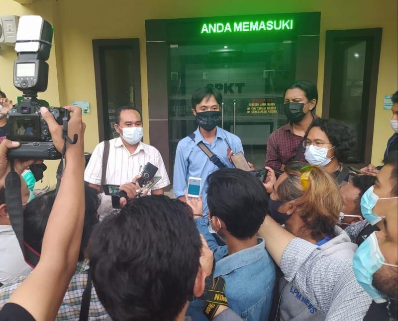 Dua Oknum Polisi Akhirnya Ditetapkan Jadi Tersangka Kasus Penganiayaan Jurnalis Tempo