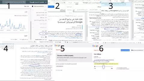 طريقة أرشفة مواضيع بلوجر و وردبريس في لحظات بمحرك بحث جوجل