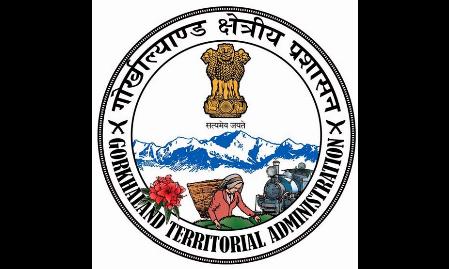 Gorkhaland Territorial Administration logo