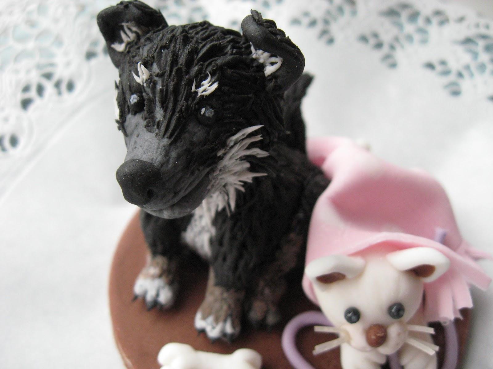 Mansikkamäki: Koira ja kissa