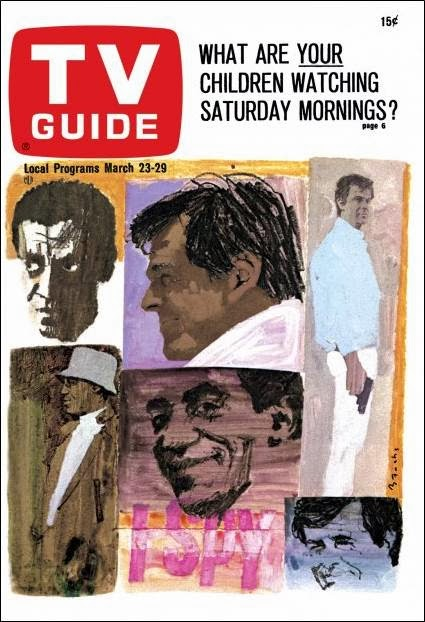 Those saturday morning cartoons – tv guide ad – wcbs-tv channel 2.