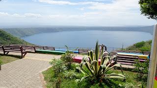 Best volcano lake near Managua