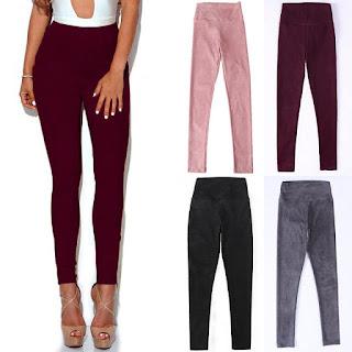 Süet pantolon kombin ve modelleri