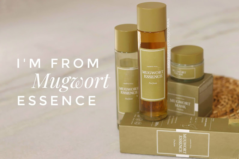 I'm From Mugwort Essence, I'm From Mugwort Essence review, Mugwort essence review