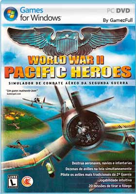 World War II Pacific Heroes PC Full