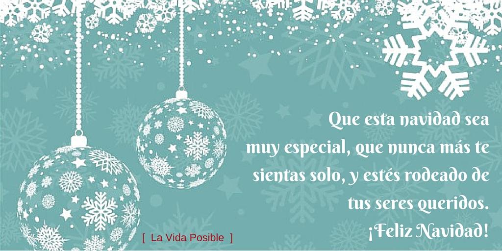 La Vida Posible Frases Bonitas De Navidad