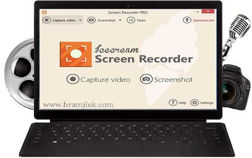 Icecream Screen Recorder Pro 2017