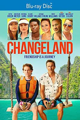 Changeland 2019 Bluray