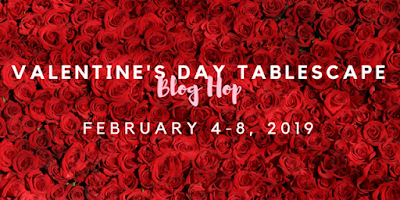 Valentine Tablescape Hop