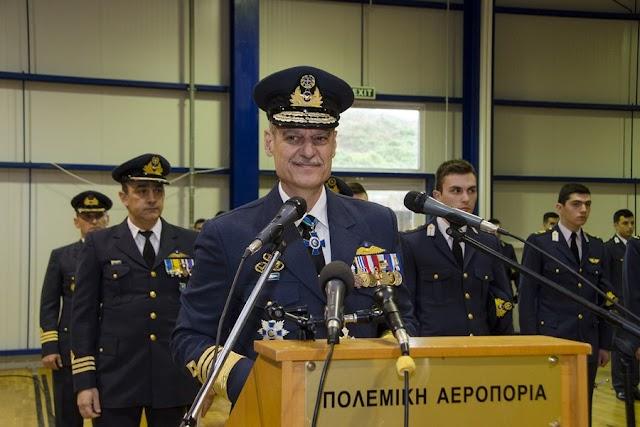 Υφυπουργός, πιλότος και ζωγράφος