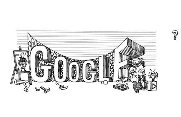 Live it   Love it   Make it : Love it: Google homepage illustrations