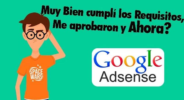 Google Adsense: 12 Pasos Para Que Aprueben Tu Cuenta