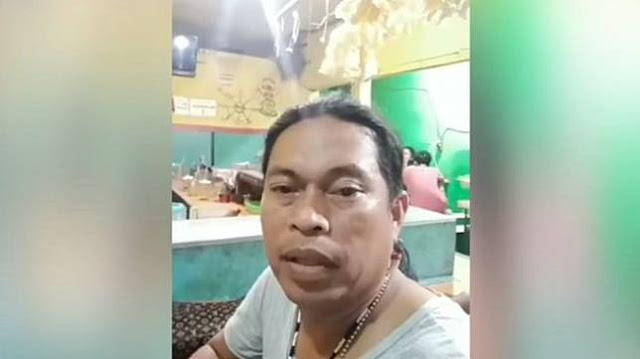 Viral Video Pria Ngaku Siap Hirup Mulut Pasien Covid-19