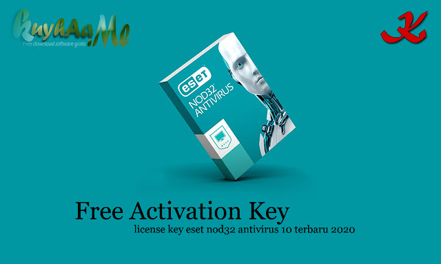eset nod32 antivirus 8 key 2020