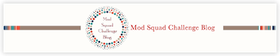 Mod Squad Challenge Blog