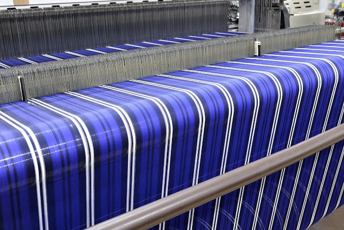 Automatic Drawing-in Process  Fabric Testing Methods  Weaving