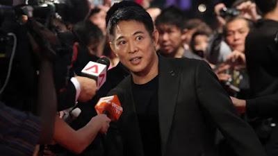 Diminta untuk selamatkan diri, Jet Li disebut masuk daftar hitam Pemerintah China