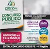 CRESS/PE da 4ª Região abre concurso em Recife (PE)