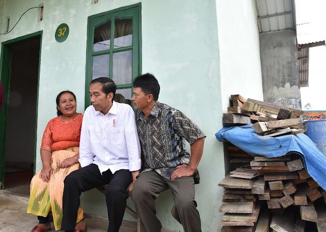 Jokowi Di Tanah Karo