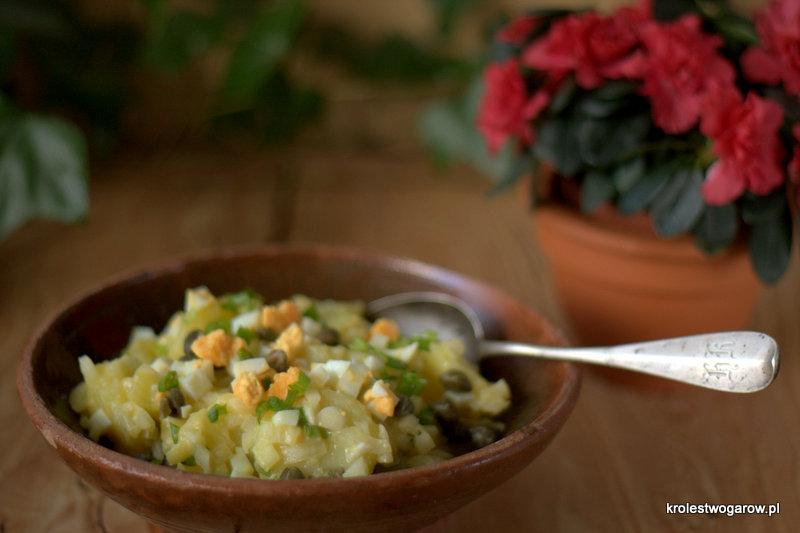 Blog O Gotowaniu Tradycyjna Kuchnia Salata Polska Salatka