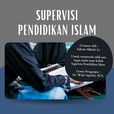 RINGKASAN MATERI SUPERVISI PENDIDIKAN ISLAM
