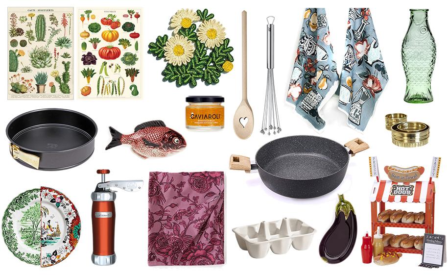Idee Shopping: oggetti del desiderio per la cucina | Vita su Marte