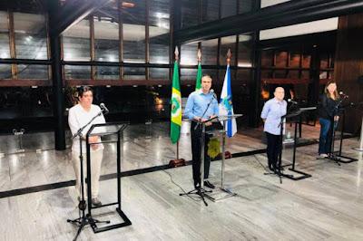 Camilo anuncia prorrogação do decreto de isolamento e analisa medidas mais duras no Ceará