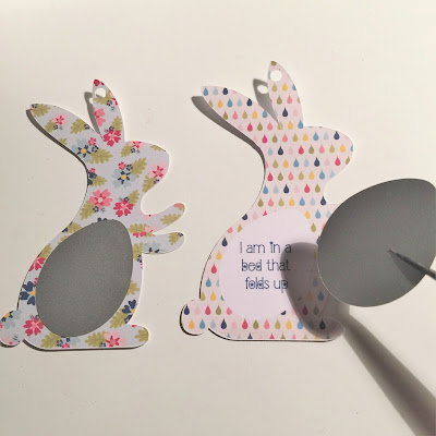 Silhouette Print and Cut Easter bunny hunt tutorial with scratch-off stickers from Silhouette UK Blog