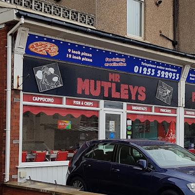 Mr Mutleys in Blackpool