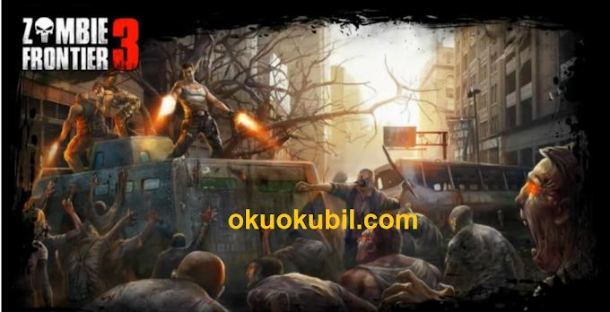 Zombie Frontier 3 ÖLÜM Tehlikesi Apk v2.23 MEGA Mod Para Hilesi İndir