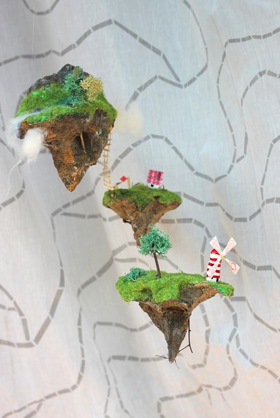 Ilhas Flutuantes