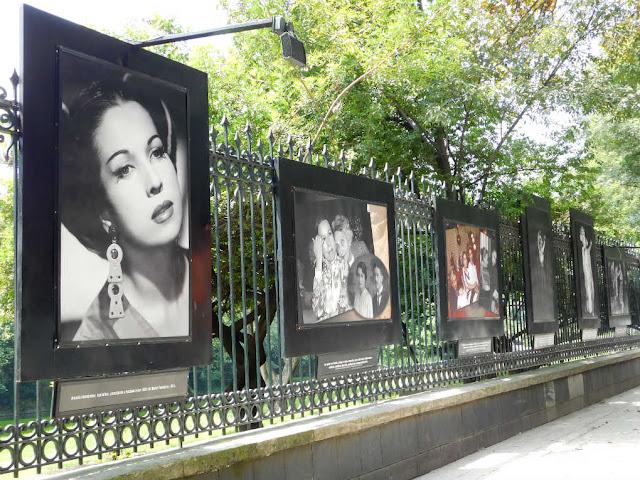 Galería Abierta de Bosque de Chapultepec