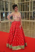 Mahima in beautiful Red Ghagra beigh transparent choli ~  Exclusive 007.JPG