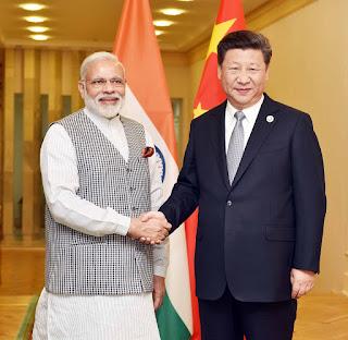 मोदी साहेब चीनला नवा भारत दाखवण्याची 'हिच'ती वेळ