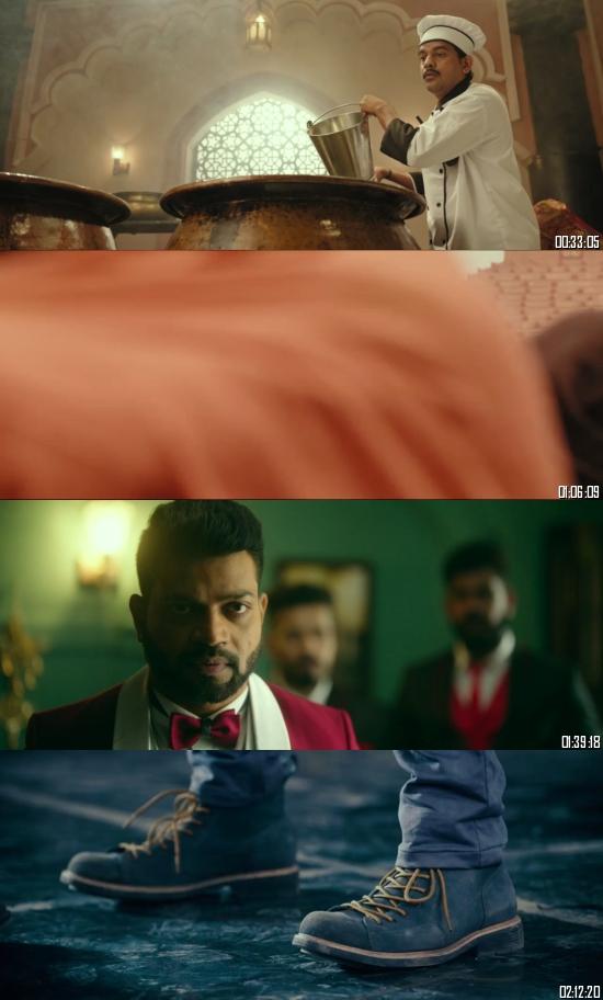 Roberrt 2021 UNCUT HDRip 720p 480p Dual Audio Hindi Full Movie Download