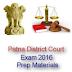 Patna Court Clerk, Steno & Typist Exam 2016 Syllabus, Pattern, Papers & Books