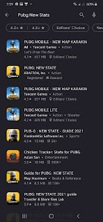 3 Countries Vietnam, India, and China are not available for Pre-registration on Google play store. PUBG: New State or PUBG Mobile 2 has been officially Announced on 2021-02-25 on play store but now PUBG: New State is only available for Pre-registration on Google Play Store.