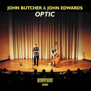 John Butcher, John Edwards, Optic