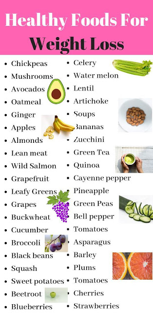 5 Satisfying Foods for Weight Loss