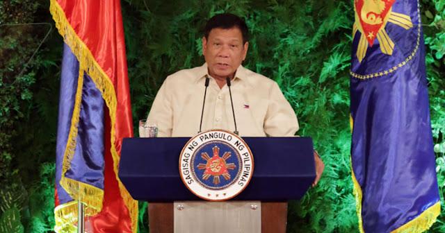 President Rodrigo Duterte | Ako tutumba ng Inosente? takot ako sa Diyos.