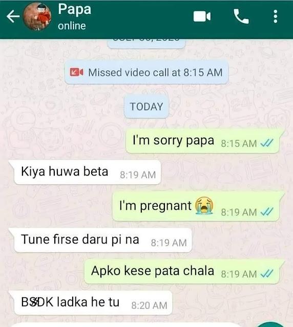 Beta get pregnant